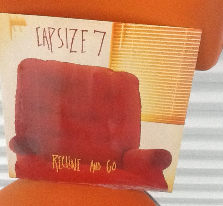 "Capsize 7 ""Recline and Gp ""Vinyl"
