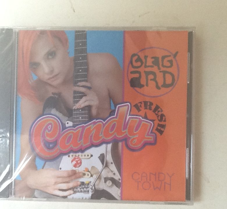 "Blag'ard ""Fresh Candy"" CD"