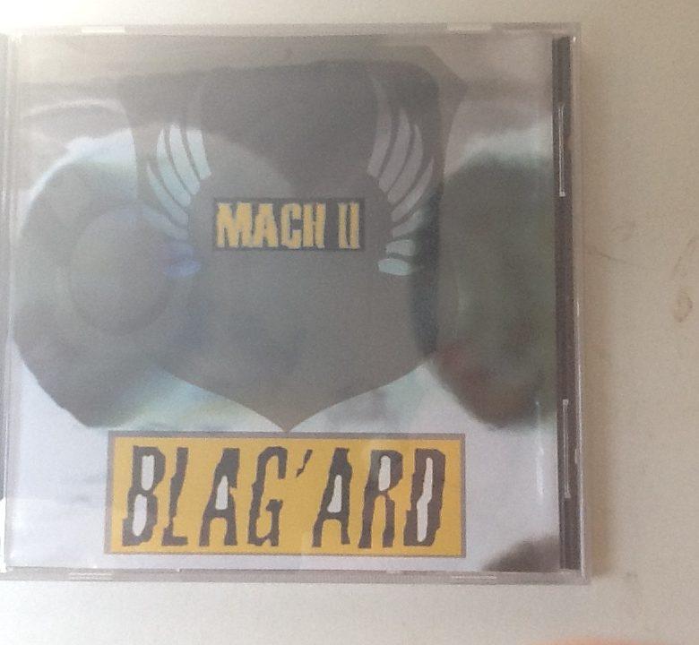 "Blag'ard ""Mach II"" CD"